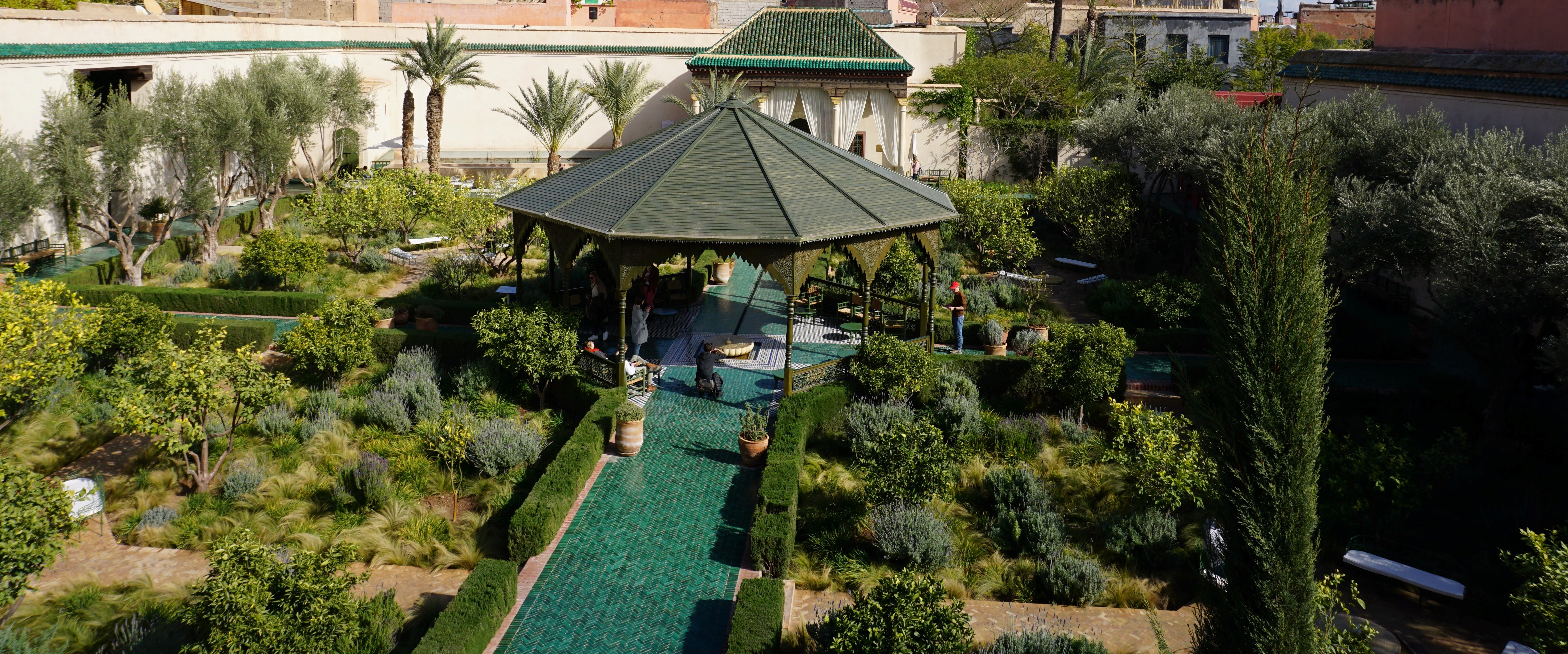 Best area to live in marrakech