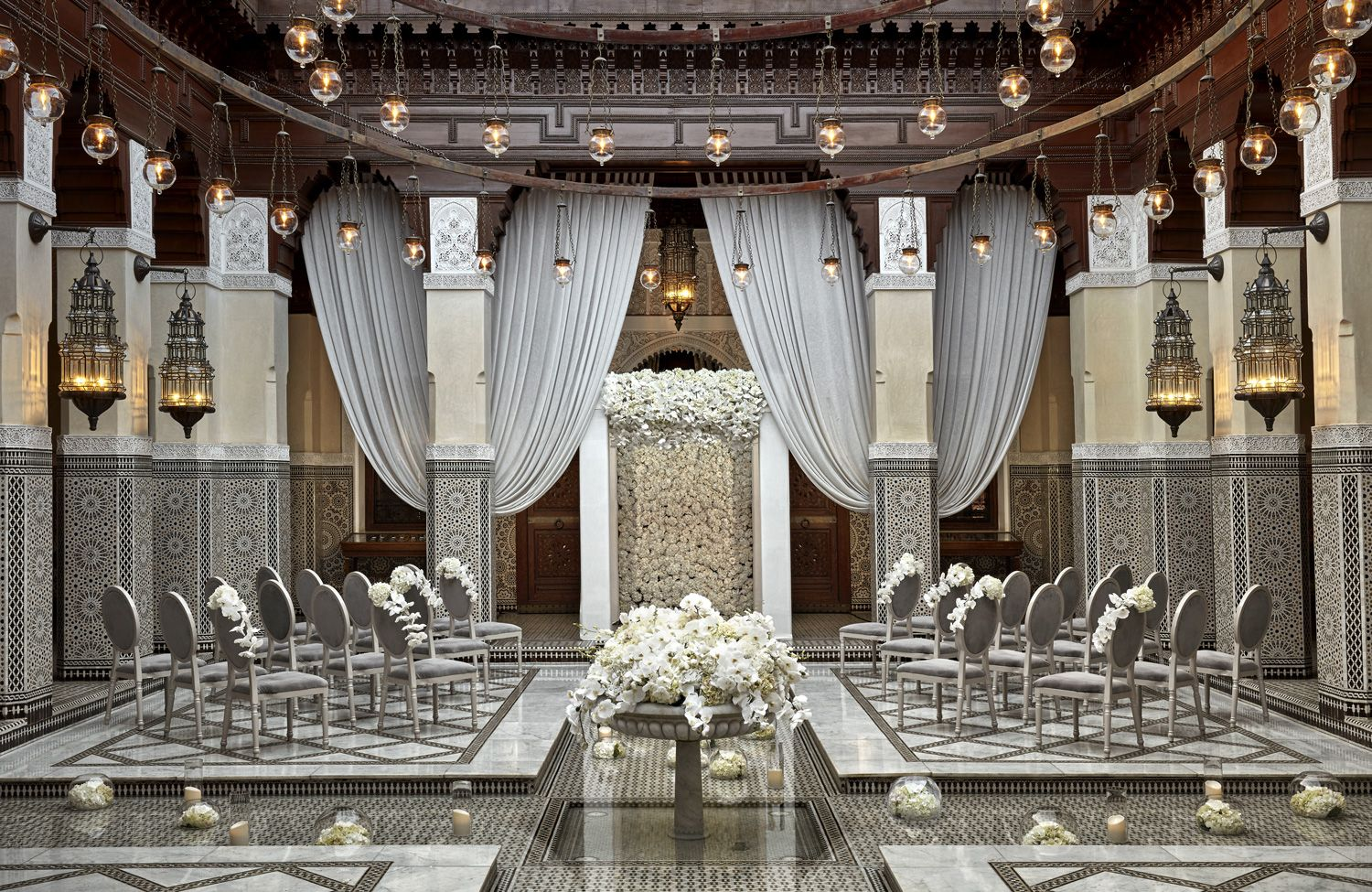 Can you get married in Marrakech?