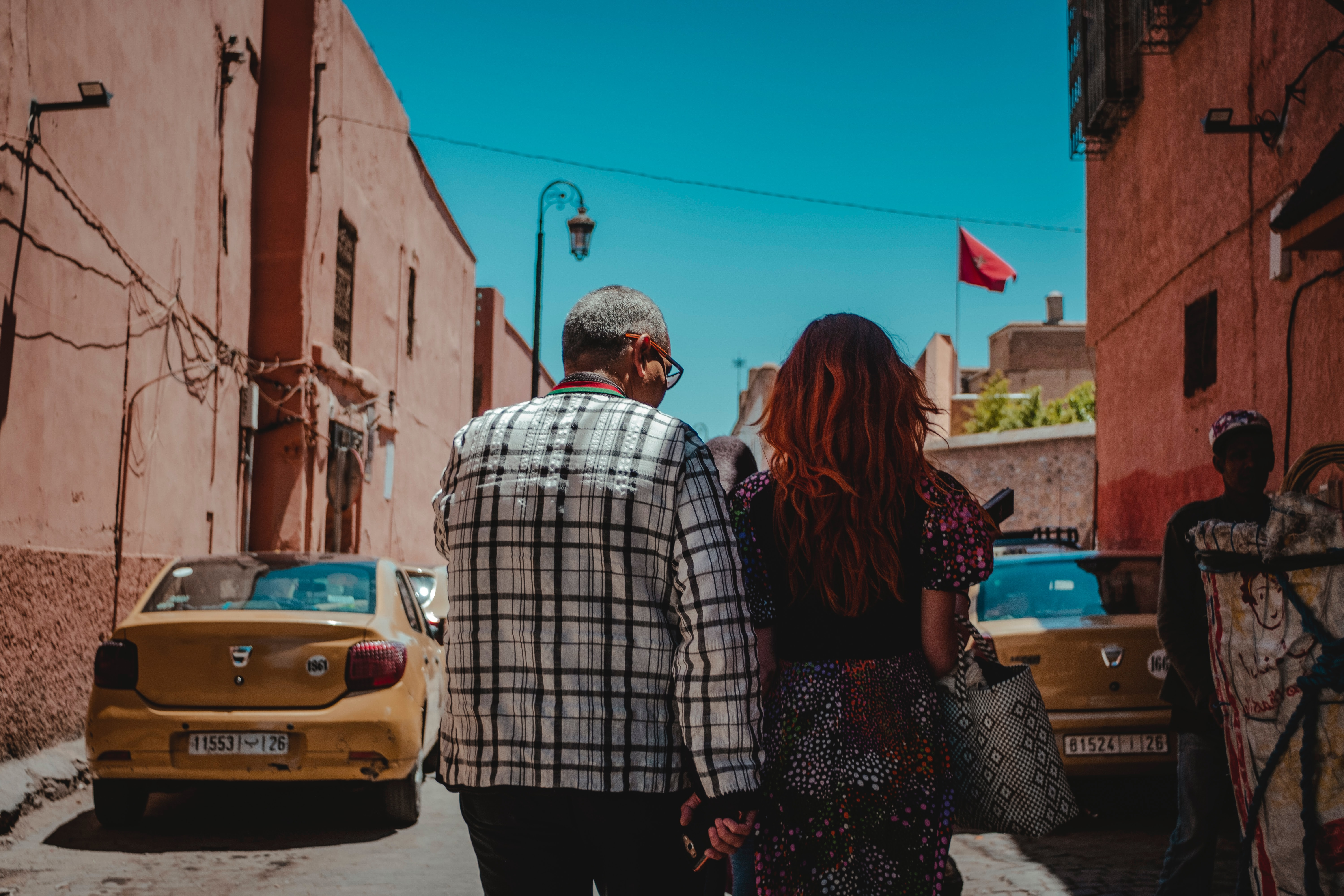 Foreigners living in Marrakech ?