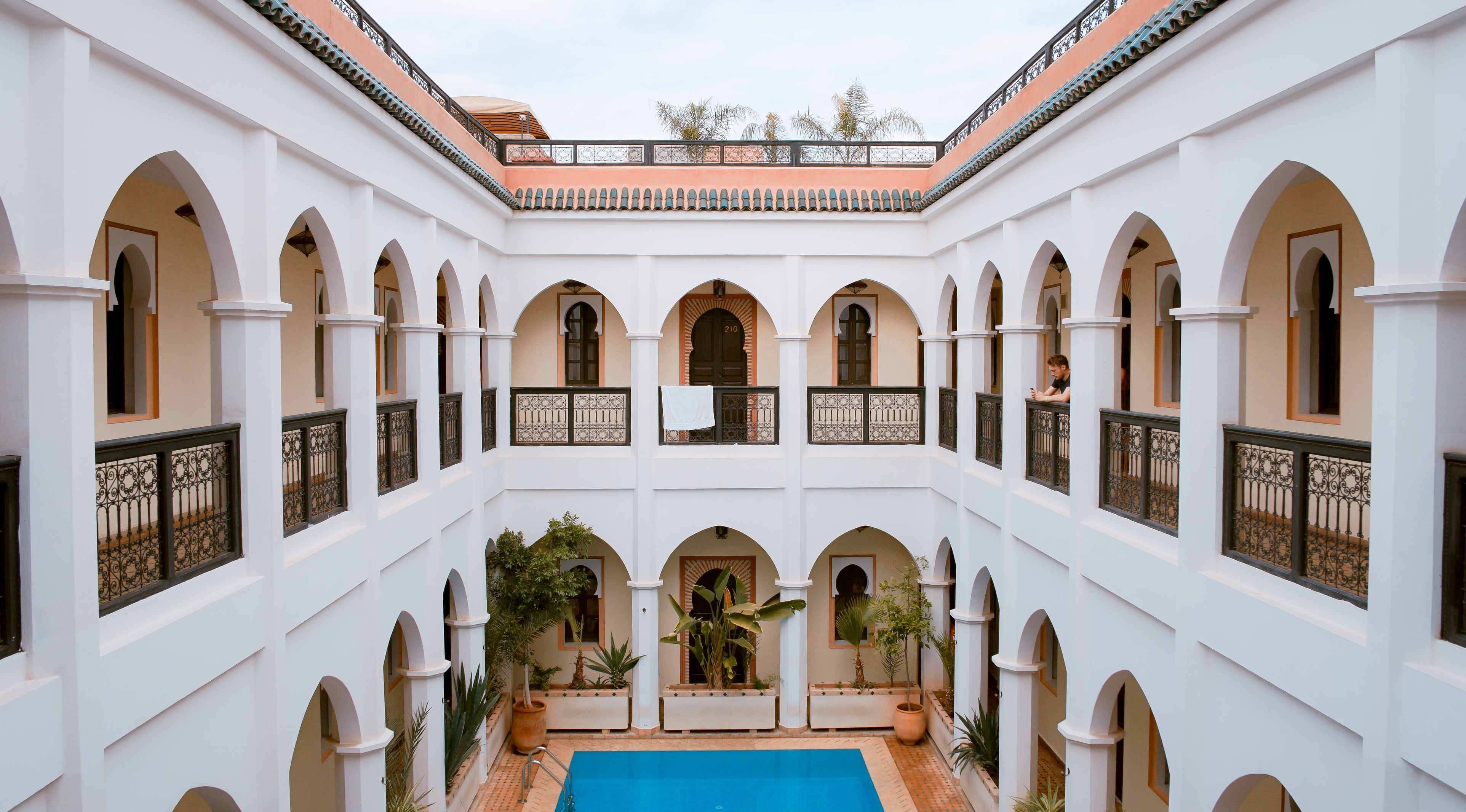 Is it easy to buy property in Morocco?