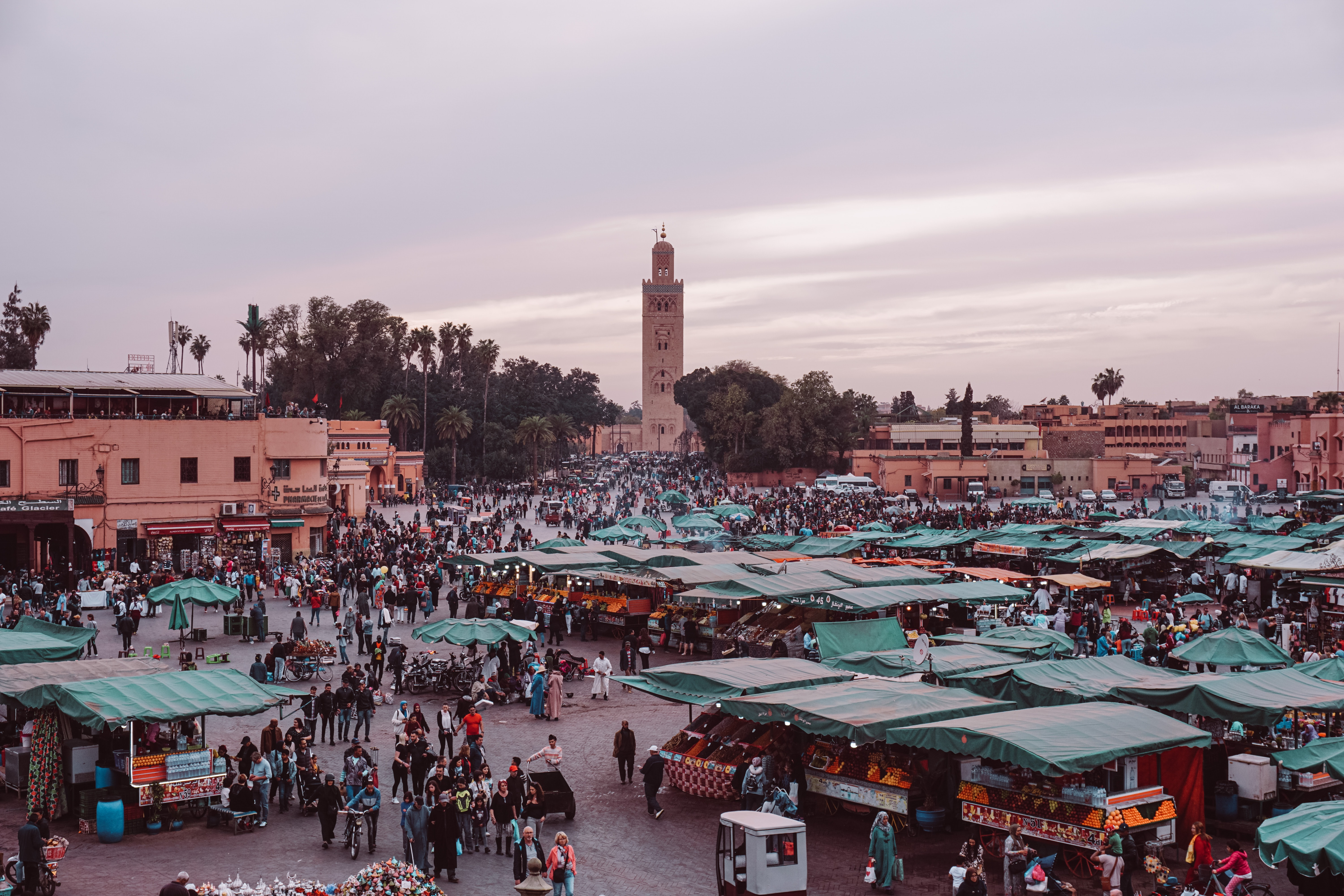 Is Marrakech worth visiting ?