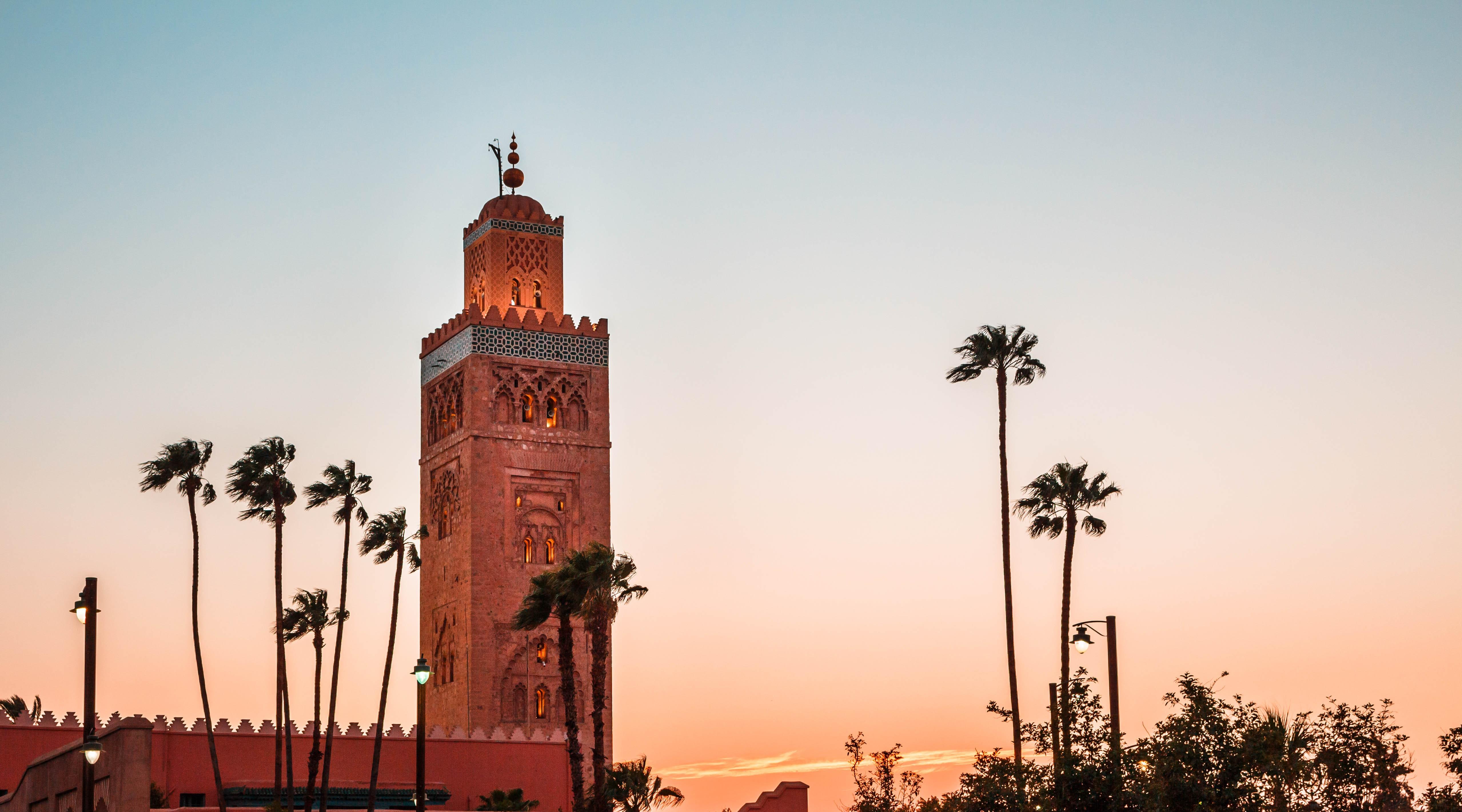 Living in Marrakech Morocco