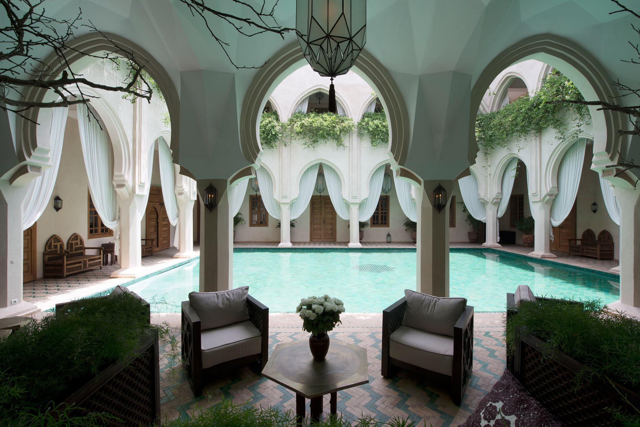 What is a Riad in Morocco?