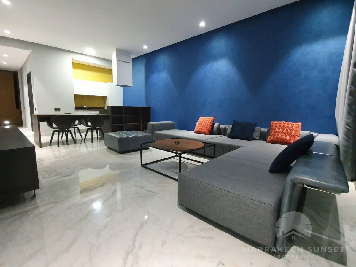 Luxury 2 bedroom apartment for sale in Marrakech