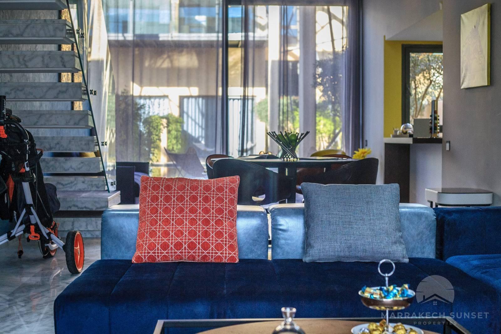 Luxury 1 bedroom Loft apartment for sale in Marrakech