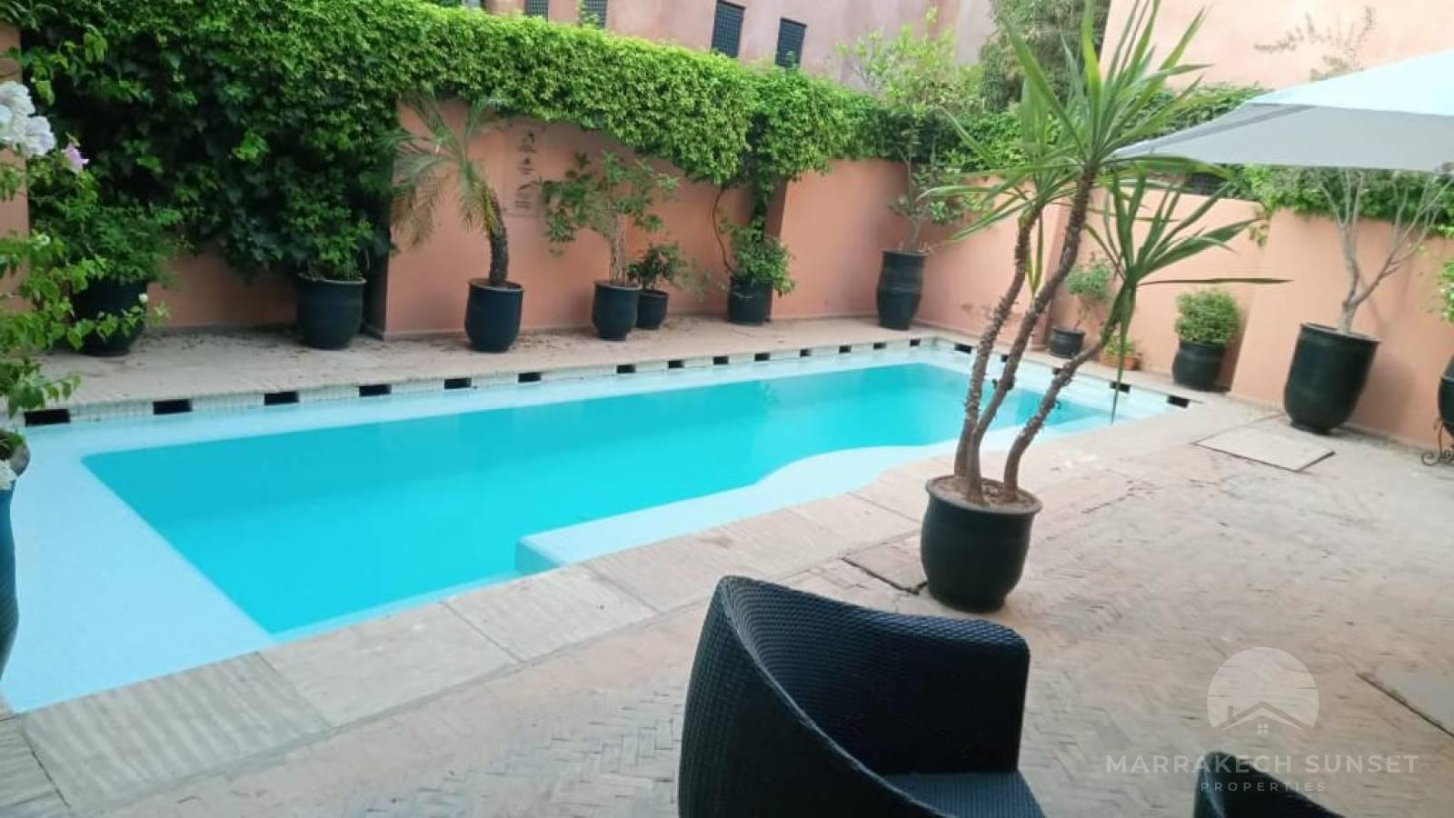 4 bedroom villa for rent at the Naoura Barrière hotel complex