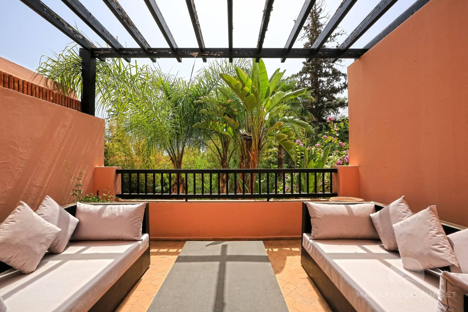 Stylish 3 bedroom Riad style villa for rent