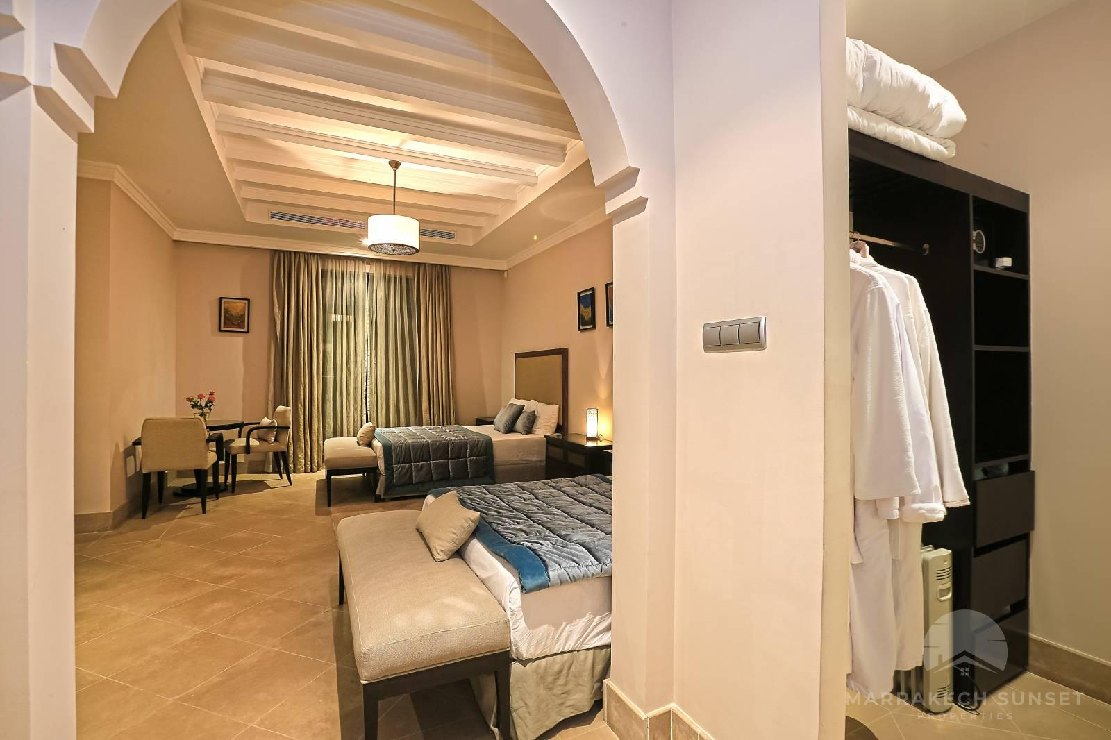 Stunning Riad style villa for rent