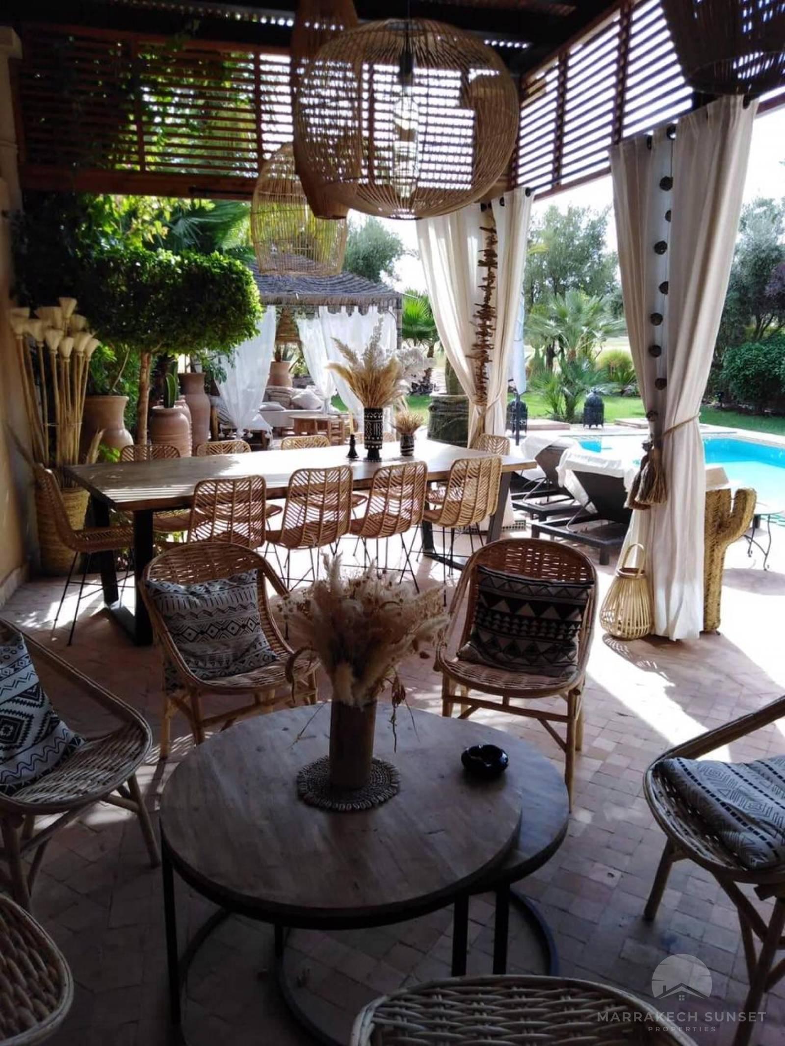 Samanah country club villa for short term rental